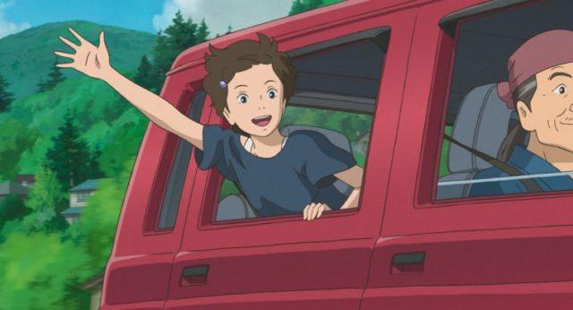 思い出のマーニーの杏奈がクズで性格悪いのは病気?目の色が青いのはハーフorクォーターだから?